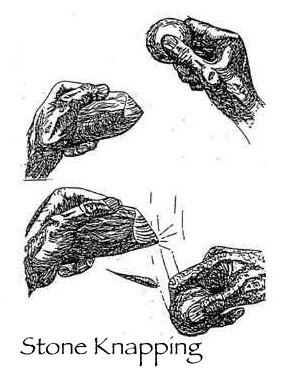 Stone Knapping